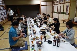 情報交換会・古岩屋荘