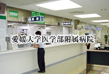 愛媛大学医学部附属病院ホームページ