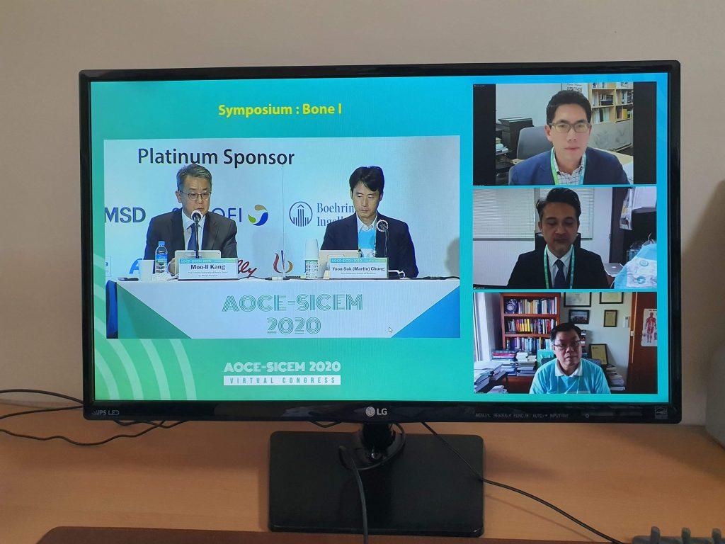 AOCE-SICEM 2020 | 愛媛大学プロテオサイエンスセンター病態生理解析 ...