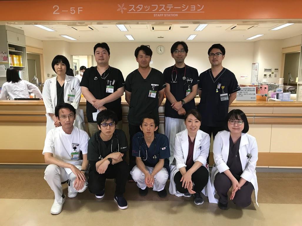 呼吸器グループメンバー