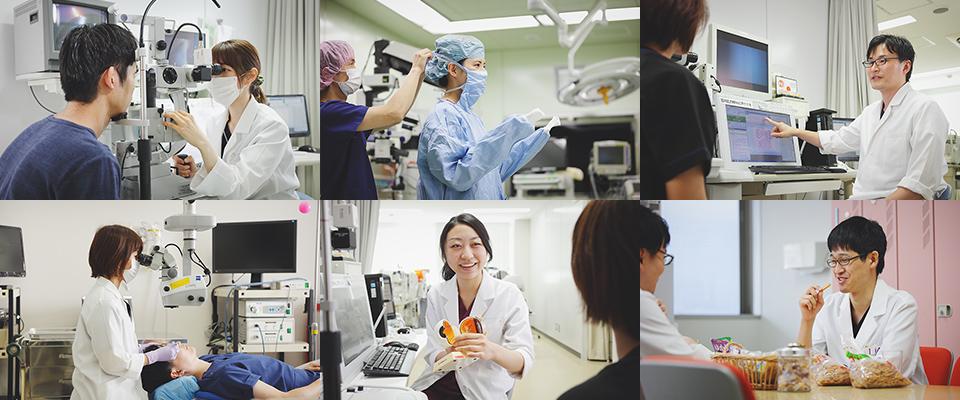 イメージ:研修医の一週間