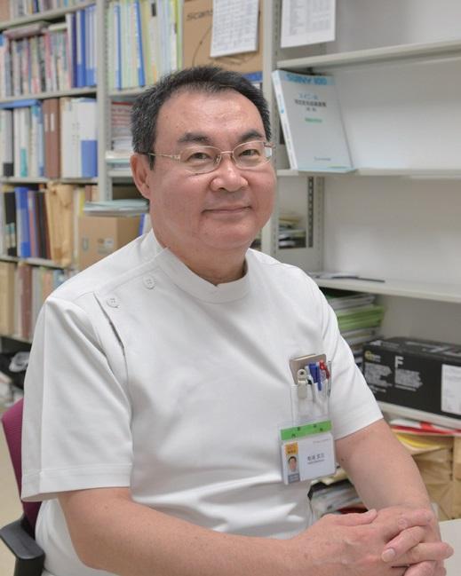 地域生活習慣病・内分泌学講座 教授 松浦 文三
